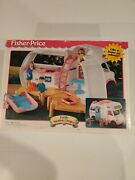 New Fisher Price Loving Family Dollhouse Rv Vacation Camper Motor Home And03998 Boat