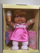 Cabbage Patch Kids Babies Abby Mariam With Birth Cert. And Accessories New