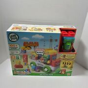 Leap Frog 123 Fix It Truck Leap Builders 31 Pieces Phrases And Sounds New In Box
