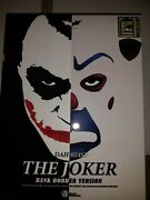 The Dark Knight The Joker Bank Robber Version Sdcc 2020 Limited To 2000