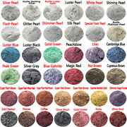 1000g Cosmetic Grade Natural Mica Powder Soap Candle Colorant Dye 17 Colors