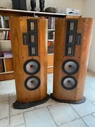 Rare Paire Dand039enceintes Andagrave Ruban Vintage Infinity Reference Standard Rs Ii-b 1987