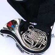 Holton Model H379 And039farkasand039 Nickel Silver Double French Horn Sn 596687 Demo Model