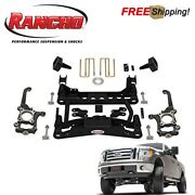 Rancho Rs6519b 4 Suspension Lift Kit For 2010-2013 Ford F150 4wd