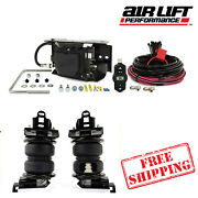 Air Lift Wireless One Ez With Loadlifter 5000 Ultimate Air Bags 19-21 Ram 1500