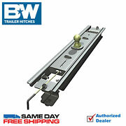 Bandw Turnoverball Gooseneck Hitch 7500 Gtw For 2007-2020 Toyota Tundra Direct Fit