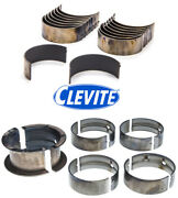 Clevite 77 Cb743hn Ms829h H-series Race Bearings For Bbc Chevy 396 427 454 502