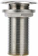 Thru-hull Fitting For Boat Marine Stainless 316 Bilge Pump Hose Fitting 1 Inch