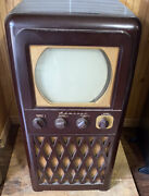 Extremely Rare Admiral Vintage Tv