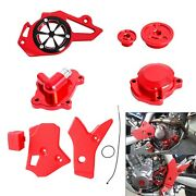 Left And Right Frame Protector Cover Sprocket Guard For Honda Crf250l 2012-2015