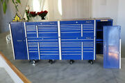 Rare Snap On Miniature Tool Box With Tools Diecast Krl 7012a