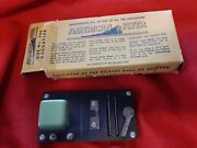 Vintage American Flyer S Scale Uncoupler With Original Box Used