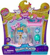 Shopkins Happy Places Royal Trends Charming Wedding Arch Will Hugh The Groom
