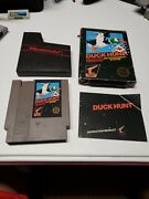 Duck Hunt Nintendo Entertainment System Nes 1985 Cib And Tested