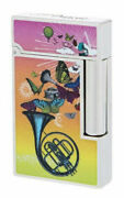 S.t Dupont Limited Edition The Row Horn Line 2 Lighter 016382 16382 New In Box