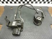 2003-2006 Jeep Wrangler Power Steering Gear Box 52088993 And Power Pump 52087871
