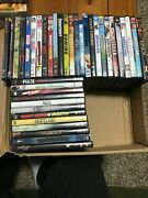 Dvd's, Movie Lot, Pick Your Movie. Anchorman, Half Baked, Scary Movie, Pulse Etc