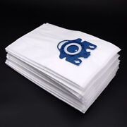 12x Vacuum Cleaner Bags For Miele 3d Gn Complete C2/c3/s2/s5/s8/s5210/s5211 Type