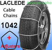 Chains 1042 Laclede Cable Tire Snow