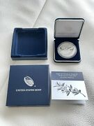 End Of World War Ii 75th Anniversary Silver Medal Coin. Ready To Ship