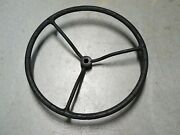 Vintage Ford 8n Gas Tractor - Steering Wheel - As - Is - 1950and039s