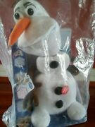 Disney Frozen Olaf Pull Apart Talking Plush 15 Inches Official Disney Product