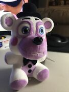 Authentic Funko Fnaf Pizzeria Simulator Helpy Collectible Plush New With Tags