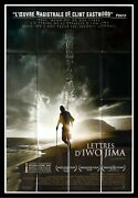 Letters From Iwo Jima - Clint Eastwood - Original French Movie Poster 47x63 In.