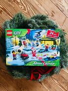 Lego City Advent Calendar 60268 24 Gifts 342 Pieces Brand New Unopened 2020