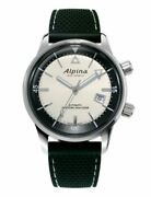 Alpina Seastrong Diver Heritage Menand039s Automatic Caliber 42mm Watch Al-525s4h6