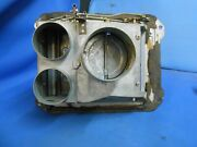 1957 1958 Cadillac Heater Core Box Duct Housing