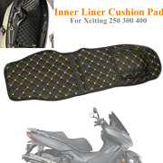 Motorcycle Rear Seat Storage Box Inner Liner Cushion Pad For Xciting 250/300/400