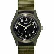Mwc Classic 1960er / 70er Muster Olive Drab Military Watch