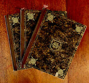M. Harris Catalogue Of Old Furniture And Works Of Art, 3 Vols, 16th-19th Century