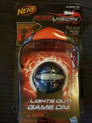 Nerf Firevision Hyper Bounce Ball Nip And Red Nerf Fire Vision Frames