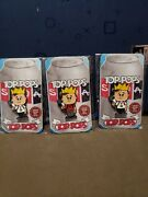 Top Pops-youtuber-only 100 Pins Made-soda Can Version With One Of 25 Chases