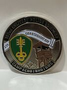 Guantanamo Bay Gtmo 102nd Military Police Company Challenge Coin Joint Detention