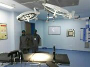 Dual Examination Led Light Cold Light For Operation Theater Light Suspension Arm