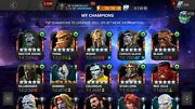 Marvel Contest Of Champions Mcoc Account - Fully Loaded