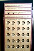 Wayte Raymond 5 Large Pgs. United States Nickel Five Cents + Pds 1866-1960 Nos.