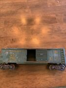 Lionel Train 6-19258 Rock Island 6464 Boxcar O Scale Route Of The Rockets Lh2