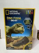 📀 National Geographic Dino Fossil Dig Kit Stem Dino Poop Collector's Corner