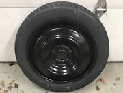 2010-2020 Chevy Camaro Compact Spare Donut Tire Oem 18x4 18 11 12 13 14 15 16