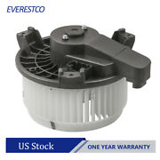 A/c Heater Blower Motor W/fan Cage For Toyota Camry Avalon Tundra Lexus Es350