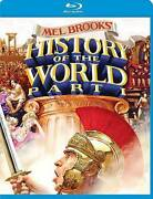 Free Shipping History Of The World Part 1 Blu-ray Disc Mel Brooks New