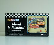Official Nascar Mural In Minutes Wall Decoration Priss Prints Made In Usa