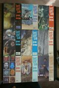 Lone Wolf And Cub 3, 5, 17, 21, 22, 31, 33, 35, 36 Lot