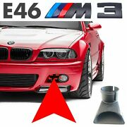 Bmw E46 M3 - Performance Air Intake Scoop - High Airflow Forced Cold Air Intake