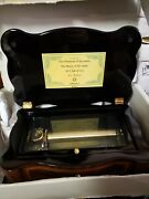 Reuge Music Classic 3.72 Note Sankyo Mvt Playing 3 Parts A.l. Webber