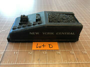 Marx O Train New York Central Slope Nose Wedge Tender Shell Only Part Lot D